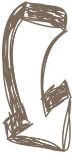 arrow_brown_down_6a
