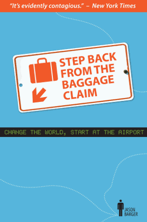 Step Back From The Baggage Claim - Original Edition Book