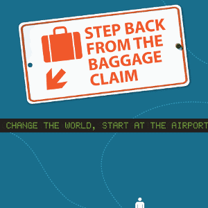 Step Back From The Baggage Claim - Business Leader Edition Book