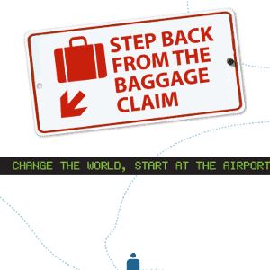 Step Back From The Baggage Claim - Healthcare Edition Book