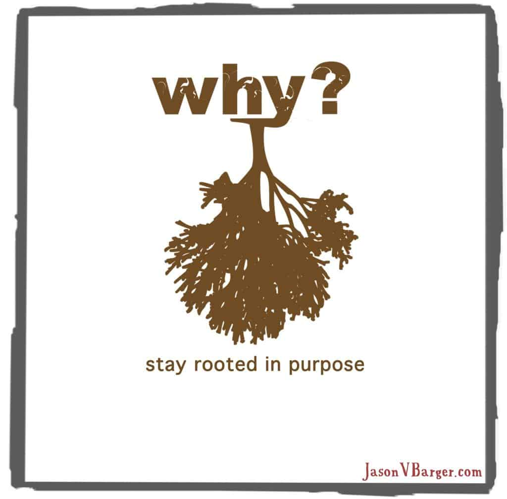 What's Your Why? (Purpose)