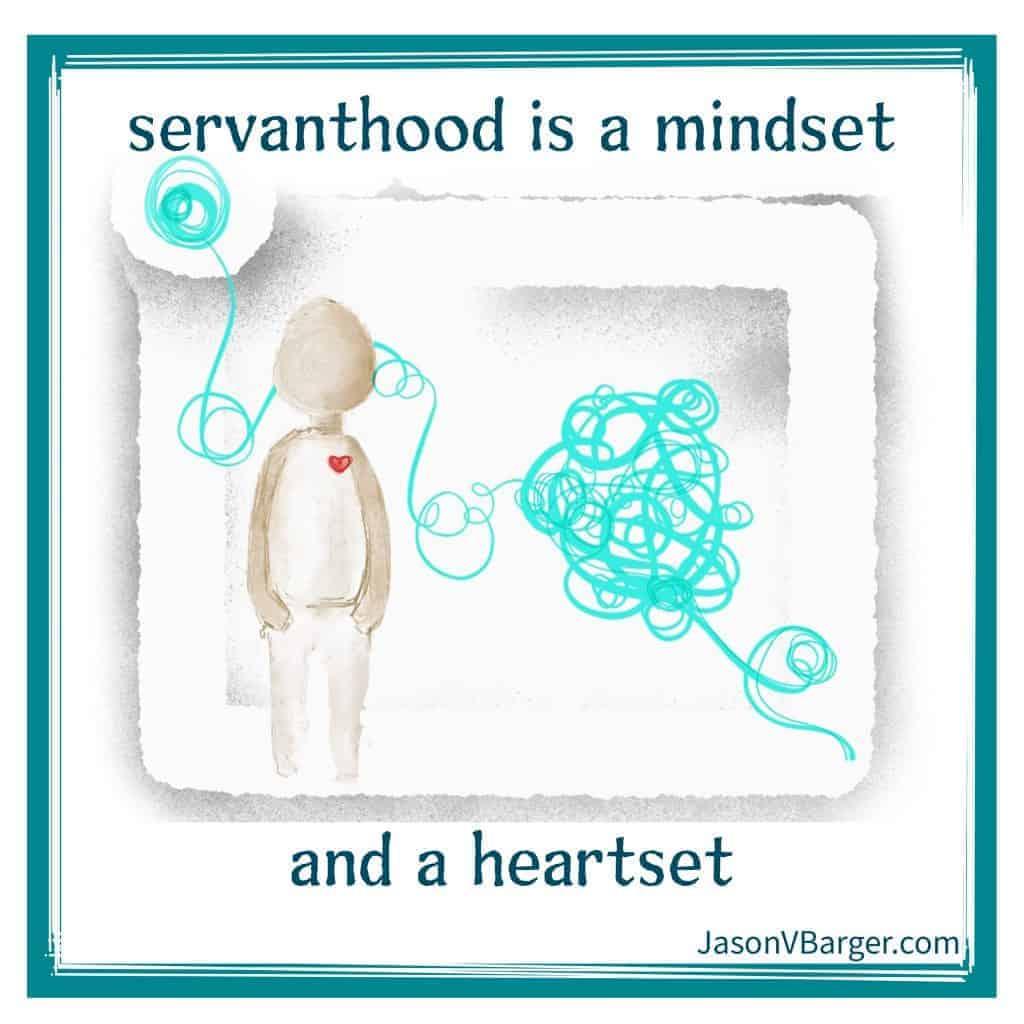 Be A Servant Leader