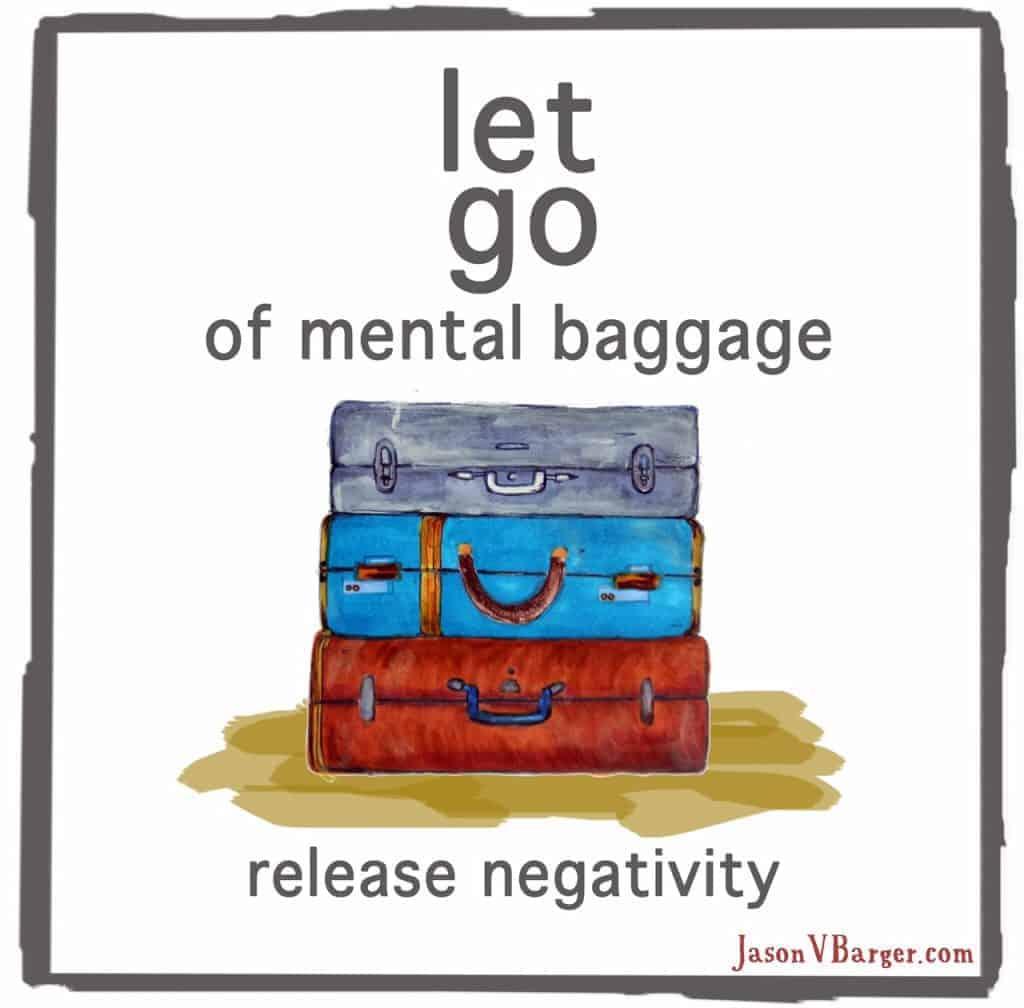 mental baggage
