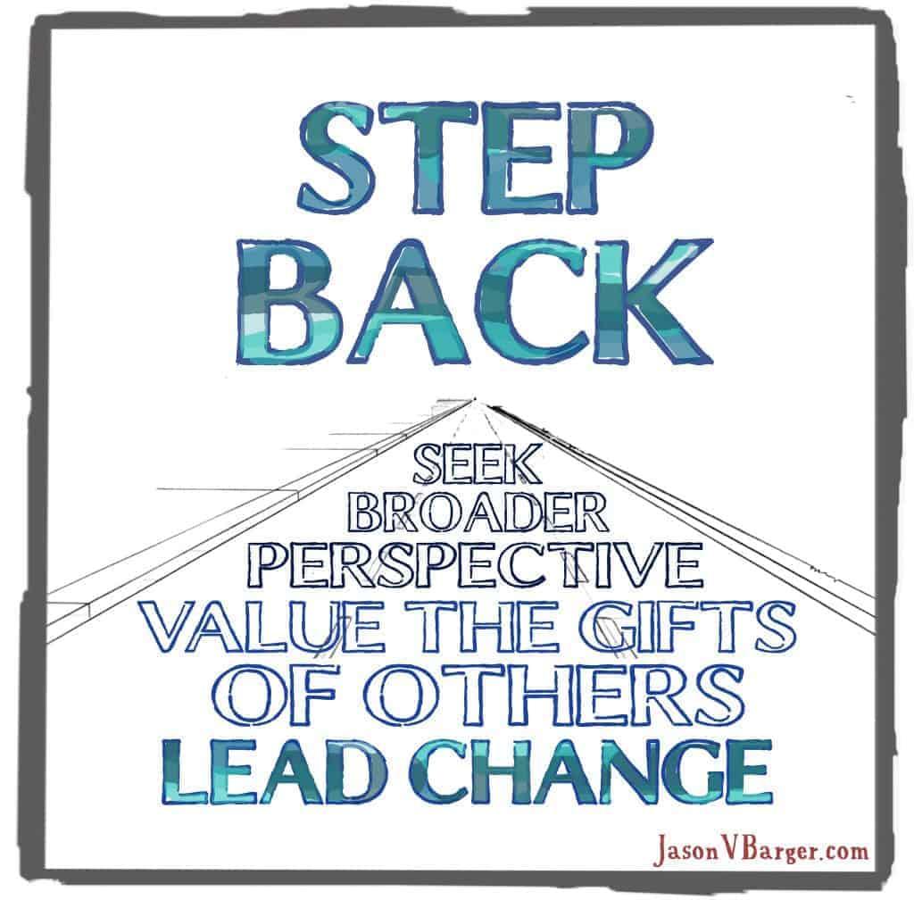 Seek Broader Perspective