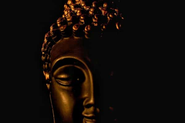 Leadership Reminder From A Golden Buddha