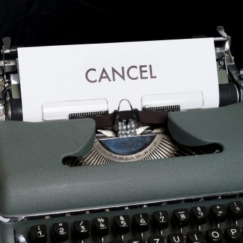 Leadership Lesson: Postpone vs. Cancel