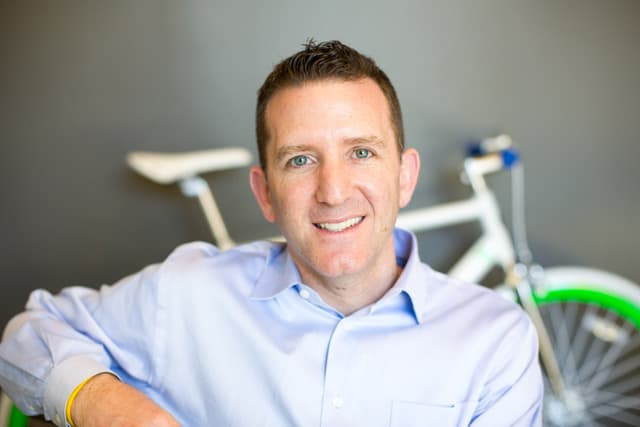 Interview with Doug Ulman, CEO of Pelotonia and Cancer Research Advocate