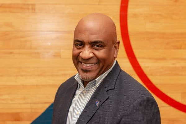 Kevin Clayton, VP of Diversity, Inclusion & Engagement, Cleveland Cavaliers