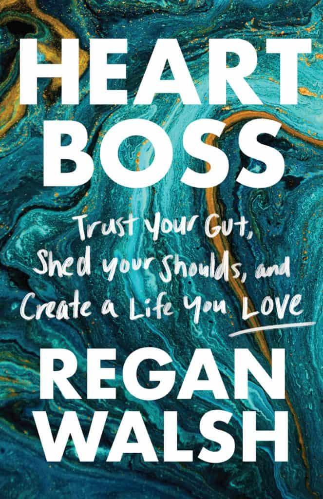 Cover of Heart Boss by Regan Walsh