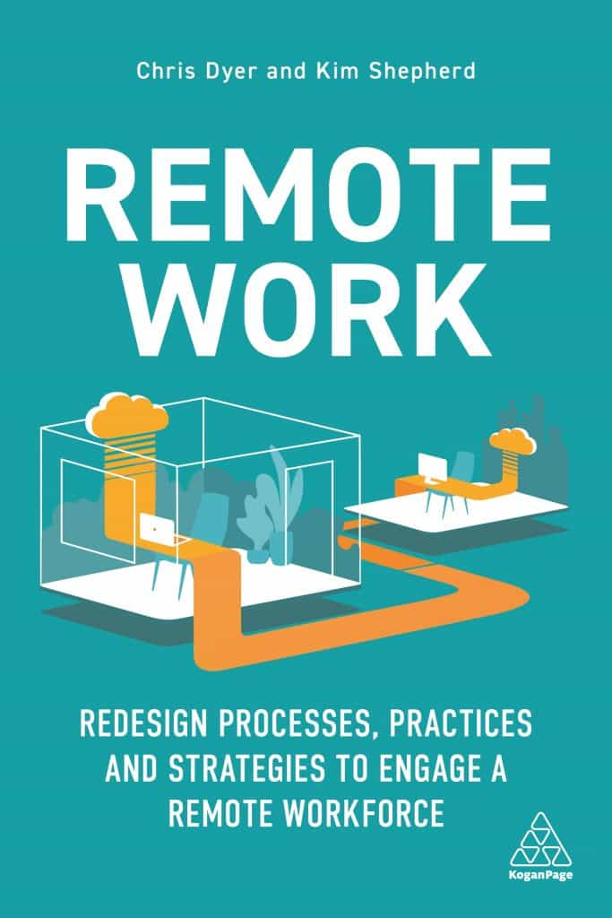 Remote Work: conversation with Author, Chris Dyer