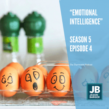 Emotional Intelligence Is Critical - Image of a few eggs with sharpie faces of smiling, oh no!, and indifferent looks. The eggs are cage free and brown but still look disappointed.