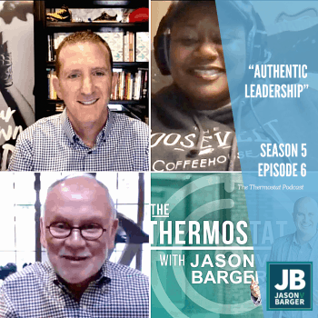Images of Thought leaders from the TCL event.Authentic Leadership — a Conversation with Thought-Leaders